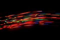 Comètes de Noël Images stock