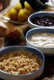 Com ruou, fermentujący glutinous ryż Zdjęcie Stock