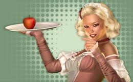 Coma más frutas libre illustration