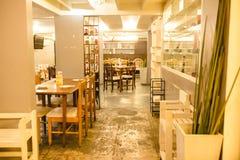 Coma o restaurante/café de Viet Vietnamese fotografia de stock royalty free