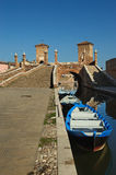 Comacchio Royalty Free Stock Photo