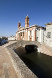 Comacchio Royalty Free Stock Photos