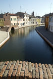 Comacchio Royalty Free Stock Image