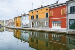 Comacchio Stock Image