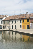 Comacchio (Italy) Stock Images