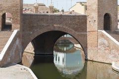 Comacchio (Italy) Stock Photos