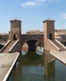 Comacchio (Italy) Stock Photography