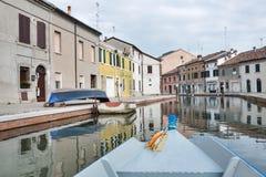 Comacchio, Italy Stock Photo