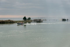 Comacchio, Italy Stock Images