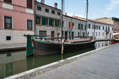 Comacchio and the Po Delta Stock Photo