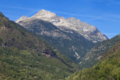 Comaloforno peak Stock Images