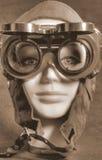 Comandante del dirigible Imagen de archivo