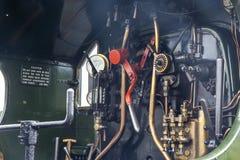 Comandi pesanti della locomotiva a vapore delle merci di GWR 2857 Immagini Stock