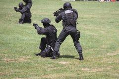 Comando de operaciones especiales Imagenes de archivo