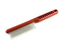 Comb for animals Stock Images