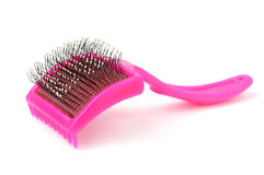 Comb for the animals. Royalty Free Stock Photo