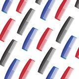 Comb background Stock Images