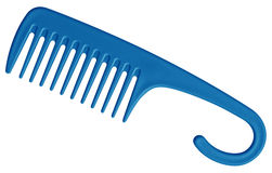 Comb blue Stock Images