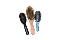 Comb brush Stock Images