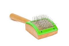 Comb for cats Stock Image