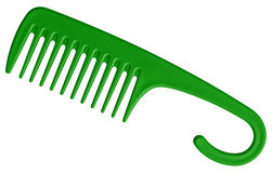 Comb green Stock Photos