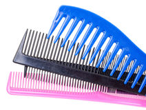 Comb for hair Royalty Free Stock Photo