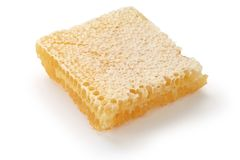 Comb honey Royalty Free Stock Image