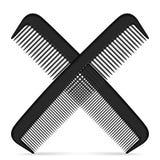 Comb icon Stock Image