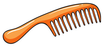 A comb Stock Photo