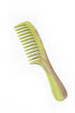 Comb isolated Royalty Free Stock Photography