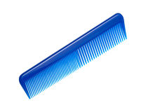Comb isolated with a clipping path Stock Images