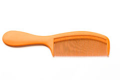 Comb. A comb isolated on a white background Royalty Free Stock Image