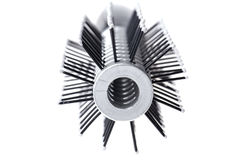 Comb macro Royalty Free Stock Photos