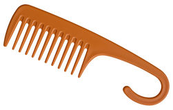 Comb orange Stock Images