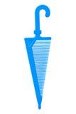 Comb shaped umbrella Stock Images