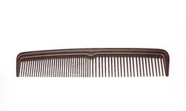 Comb top view. Royalty Free Stock Photo