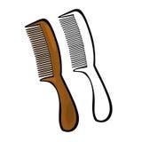 Comb Royalty Free Stock Photo
