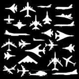 Combat aircraft. Stock Image