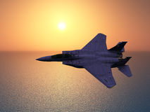 Combat Aircraft Royalty Free Stock Photos