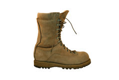 Combat Boot Royalty Free Stock Images