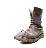 Combat boot Stock Photo