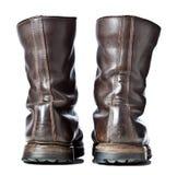 Combat boots Stock Photo