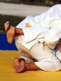 combat d'arts martiaux photographie stock libre de droits