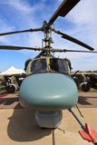 Combat helicopter Ka-52 Stock Photography