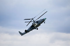 Combat helicopter Royalty Free Stock Photography