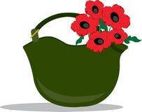 Combat Helmet Memorial Royalty Free Stock Images