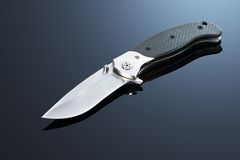 Combat knife Stock Photography