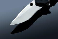 Combat knife Stock Photo