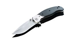 Combat knife Stock Image