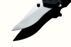 Combat knife Stock Images